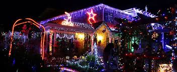 Christmas Tree Lane CBS Los Angeles