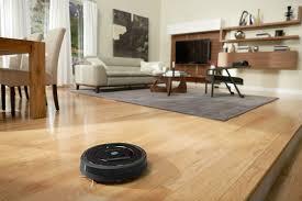 Irobot Roomba Floor Mopping by Irobot Robotics Trends