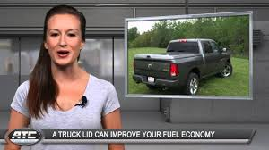 ATC Truck Covers TruckTips - Improve Fuel Economy - YouTube