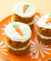 carrot cakes cream cheese frosting recipe