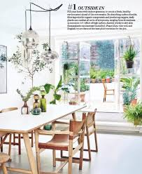Elle Decoration May 2015 Uk Dining Room DesignDining