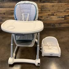 Graco Blossom 4-in-1 High Chair Seating System - Me 'n Mommy To Be