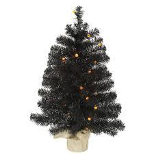 4 Ft Pre Lit Christmas Tree Asda by Artificial Christmas Trees Prelit Colorful Artificial Christmas