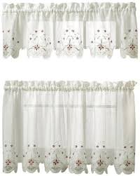 amazon com today s curtain sunshine semi sheer reverse 24 inch