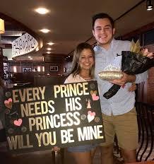 Cute Prom Promposal Ideas Cupcake Princess Tiara Modgepodge