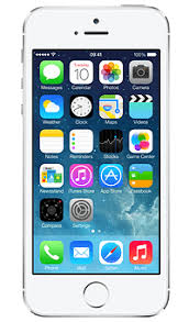 Apple iPhone 5S 16GB in Silver Pay As You Go
