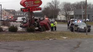 100 Auto And Truck Outfitters VIDEO Person Seriously Hurt In Violent Route 202 Crash Just Over