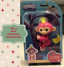 Enter To Win A Bella Fingerlings Monkey CAN 12 16