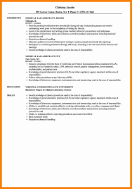 Medical Laboratory Scientist Resume Best Of Laboratory Skills ... Sample Resume Labatory Supervisor Awesome Stock For Lab Technician Skills Examples At Objective Research Associate Assistant Writing Guide 20 Science For Job The Molecular Biologist Samples Velvet Jobs Revised Biology 9680 Drosophilaspeciionpatternscom Chemistry 98 Microbiology Graduate