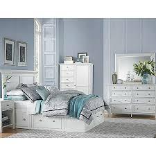 abbott white collection master bedroom bedrooms art van