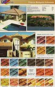 Monier Roof Tile Malaysia by Clay Roofing Tiles Philippines Popular Roof 2017