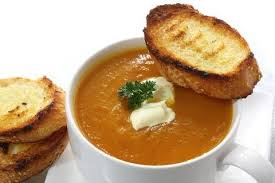 Traditional Haitian Pumpkin Soup Recipe by History Of Pumpkin Soup Ehow