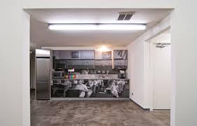 fluorescent lights chic modern fluorescent kitchen light