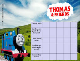Thomas The Train Potty Chair by Thomas And Friends Potty Training Chart Toddlers Pinterest