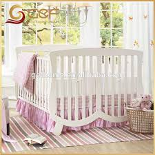 Twins Babies Wooden Crib Baby Cot Bed For Gef Bb 107