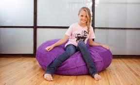 jaxx bean bag chair jaxx cocoon jr foam bean bag chair