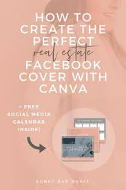 How To Use Canva Create A Facebook Cover Photo