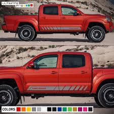 Decal Sticker Graphic Vinyl Stripe Body Kit For Toyota Tacoma ... 0914 Ford F150 Gt500 Duraflex Body Kit Hood 112359 Ebay China Frp Truck Assembly Ckd Kits Sandwich Panel Defender D90 Pickup 110 Hard Greens Models Aplastics Hcwb 50 And Exclusive Rc Review Big Squid Nissan D 21 Modified Body Kits Sri Lanka Youtube Isuzu Mux 2014 Ultimate Xtreamer 4x4 Full Offtion Zone Offroad Dodge Ram 2017 15 X Front Rear Lift Fn Modified Chevy Silverado 2 Madwhips Xenon Gmc Sierra 1500 2005 Waldoch Baja Raptor Looks Style For Your F250 Kevlar Coated Custom 6 37 Tires Atoy Customs Bodykits Home Facebook