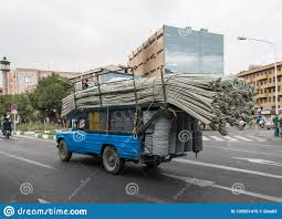 100 Truck Tubes Overloaded With Editorial Image Image Of Street