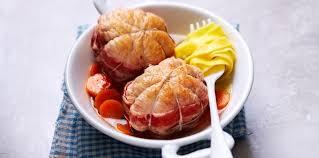 comment cuisiner les paupiettes paupiettes de dinde aux tagliatelles et carottes facile et pas