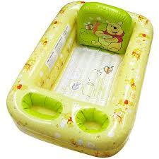 ginsey inflatable bathtub disney winnie the pooh walmart com