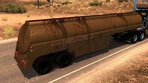 100 Duel Truck Driver Ownable 50s Fruehauf Tanker Trailer V10 ATS American