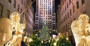 Christmas Tree Rockefeller Center 2018 by Holiday Vacation Packages