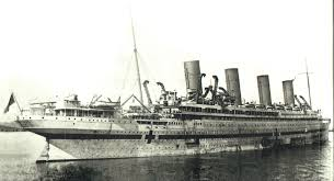 Rms Olympic Sinking U Boat by 1215x658 Four Piper Friday Hmhs Britannic Sister Ship Of Rms
