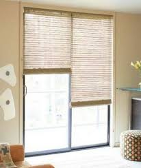 Sears Window Treatments Blinds by Best 25 Sliding Door Blinds Ideas On Pinterest With Regard To Back
