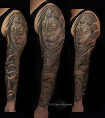 Goethemayan Pakal Sleeve Warrior Maya King