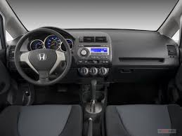 2007 Honda Fit Dashboard