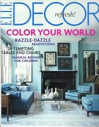 home decorating magazine interior design