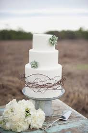 Vintage Shabby Chic Wedding Cakes