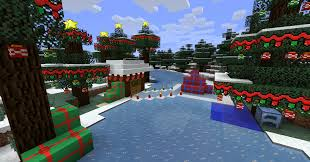 Christmas Decoration Ideas Minecraft Decoration Ideas for