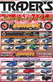 Trader's Shopper's Guide - 02/10/17 By Trader's Shopper's Guide - Issuu Best Elegant Craigslist Wyoming Cars And Trucks By 30012 Beautiful B 30015 Dealing In Used Japanese Mini Ulmer Farm Service Llc Bay Area Owner Of Twenty Images How To Start Your Own Trucking Business Goshare 1953 Dodge M37 Streetside Classics The Nations Trusted Classic A Cornucopia Of Classifieds Ft Collins Colorado 4x4 For Sale 4x4 Trucks Search Results Ewillys Amarillo Scambusters Woman Almost Three Brothers Texas Pride Means Buying A 5ton Truck On Work