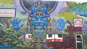 Denver International Airport Murals Painted Over by La Bloga Art For The Public From A Blue Horse To Yes You Can