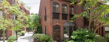 100 Paper Mill House Court Georgetown Real Estate DC Town Homes