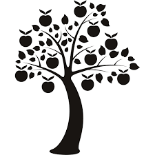 Tree Wall Decor Ebay by Apple Tree Paintings Free Download Clip Art Free Clip Art On