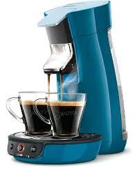 Blue Coffee Makers Viva Cafe Pod Machine Maker Kitchenaid Cobalt