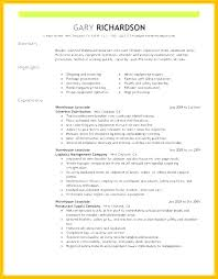 Warehouse Resume Format Sample Worker Resumes Top Rated Jobs