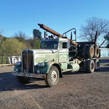50's KW Log Truck | Trucks | Pinterest | Trucks, Kenworth Trucks And ...
