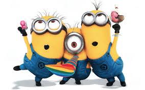Happy Birthday Minions sing