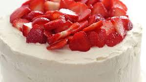 würziger erdbeer sahne kuchen