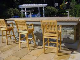 Cheap Patio Bar Ideas by Outdoor Bars Milanese Remodeling