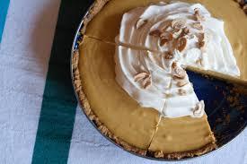 Pumpkin Pie With Gingersnap Crust Gluten Free by Pumpkin Butterscotch Pie With Gluten Free Cashew Crust