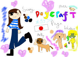 Stacyplays Dogcraft 犬クラフト Stacy Molly Page Fe