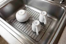 Rubbermaid Small Sink Protector by New Kitchen Sink Mats With Drain Hole Khetkrong