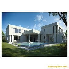 100 Modernhouse 4 Bedroom Modern House Plan M566AW