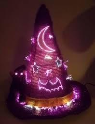 Fiber Optic Halloween Decorations by Russ Fiber Optic Halloween Jack O Lantern Pumpkin Light Sound