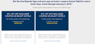 Expedia] *BLAZING HOT X4* Expedia 90% Off Hotel Code, Round ...